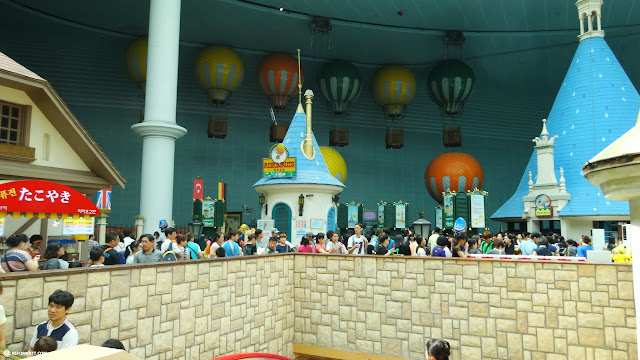 Lotte World in Seoul in Seoul, Seoul Special City, South Korea