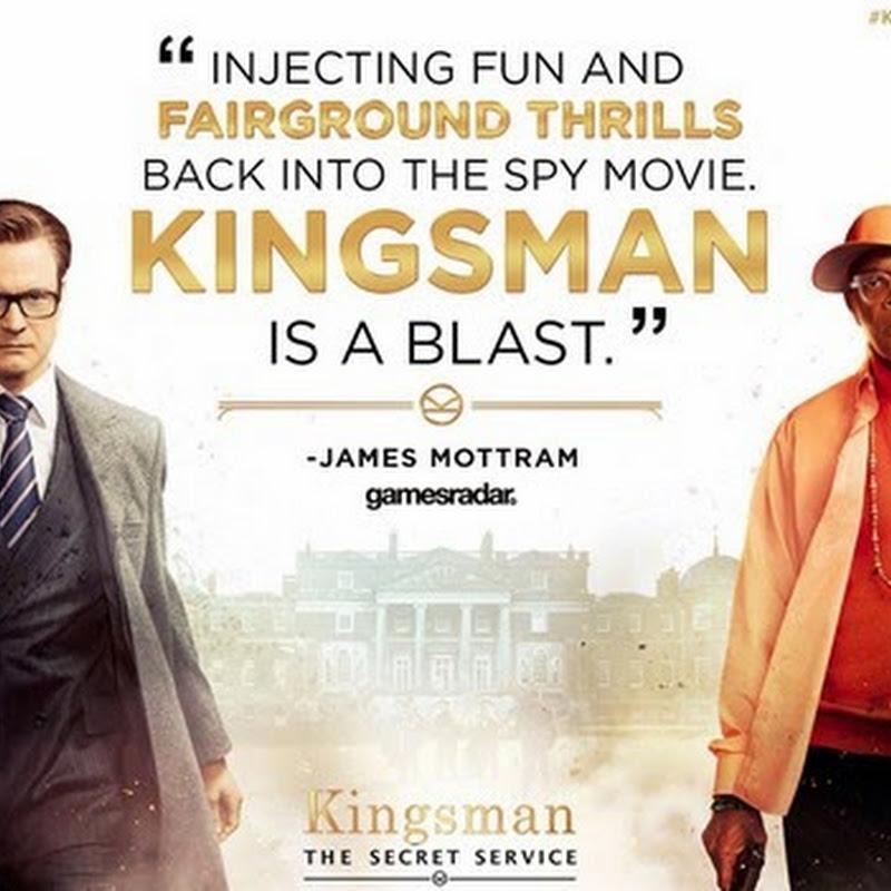 Samuel Jackson In Kingsman The Secret Service