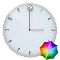 Fabian's Elegant  Clock Widget icon