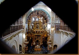 Santiago, s martin, main altar