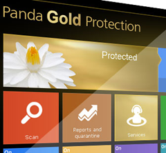 Panda Gold Protection 2014 full version+six month activation key