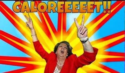 Rita Barbera caloret