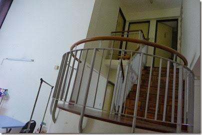more housemates upstairs