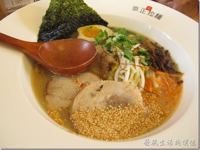 台南-京正拉麵