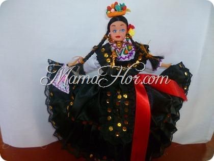 Muñeca: Chola Monsefuana, segunda parte