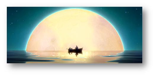 """Imagen del cortometraje de Pixar """"La Luna"""""""