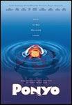 Ponyo - poster