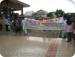 SMAN Pintar Ikut Karnaval di Kecamatan Kuantan Tengah Tahun 2012 3