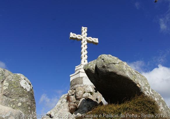 1 - Gloria Ishizaka -Parque e Castelo da Pena - Sintra 2012 - cruz alta 1