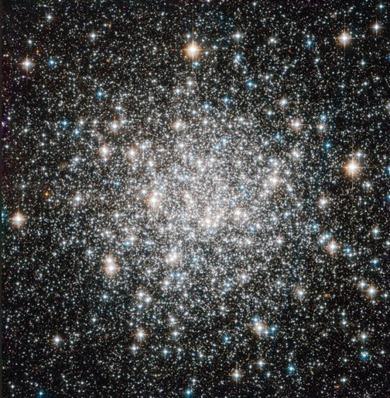 aglomerado globular M68