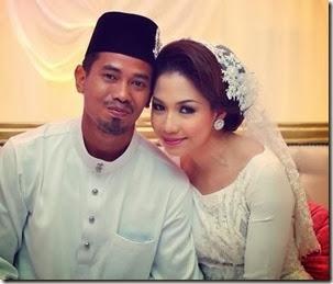 Safiq Rahim & Zandra Aziela