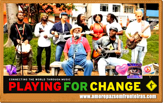 Playing For Change - Feliz Navidad