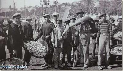 Foto antigua de Alicante - MUSA - Museo de Alicante