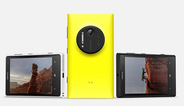 Nokia Lumia 1020 Windows Phone