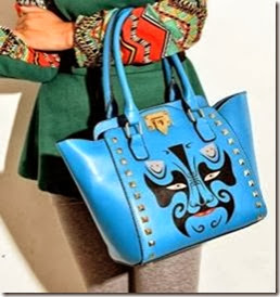 U1262 BLUE (204.000) PU Leather, 40x25x13,850gr