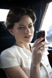 BBC Sherlock Lara Pulver as Irene Adler