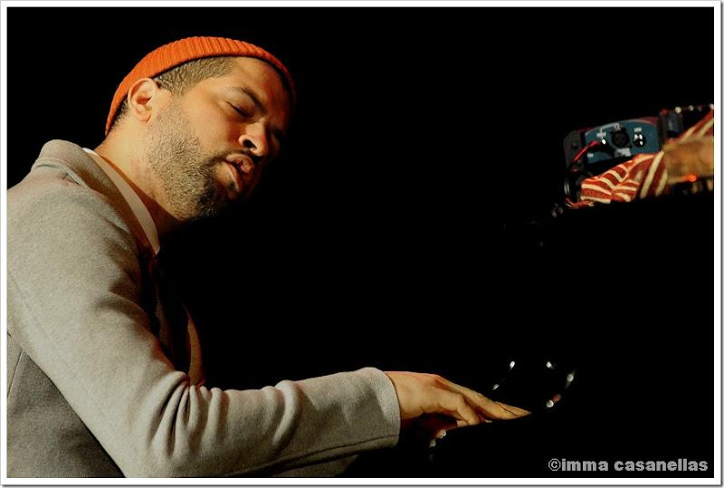 Jason Moran, Terrassa 2012