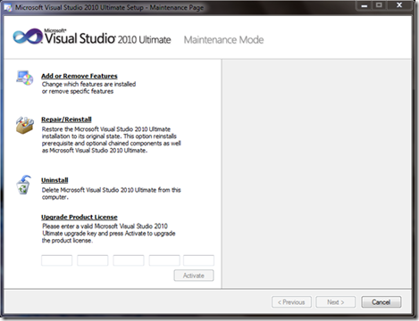 Cara Aktivasi Visual Studio 2010.9