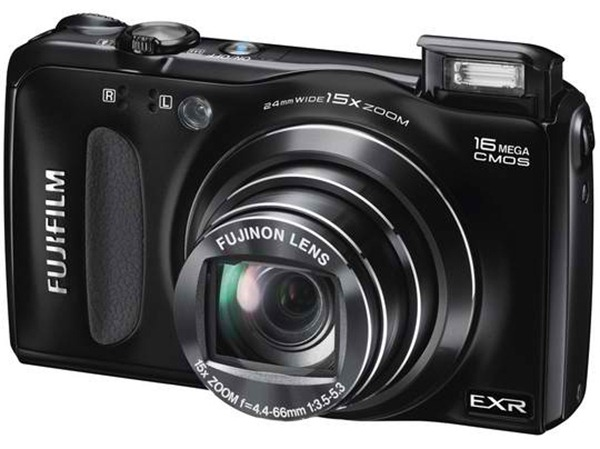 FujiFilm FinePix F660EXR review