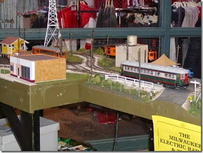 32 The Milwaukee Electric Railway & Transit Historical Society at TrainTime 2003 2