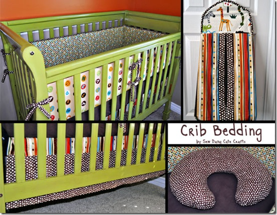 Crib-bedding