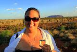 Champagne, Sunset, and Uluru At Sounds Of Silence Dinner - Yulara, Australia