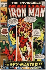 P00173 - El Invencible Iron Man #33