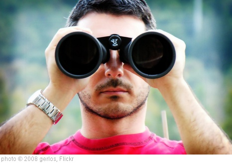 'Binoculars portrait (dscn4659_mod_vign_sm)' photo (c) 2008, gerlos - license: http://creativecommons.org/licenses/by-sa/2.0/