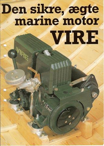 vire marine motor