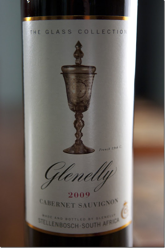 2009 Glenelly The Glass Collection South Africa Cabernet Sauvignon-1