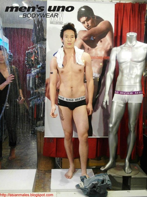 Asian Males - Men's Uno Bodywear  2012 new collection-15