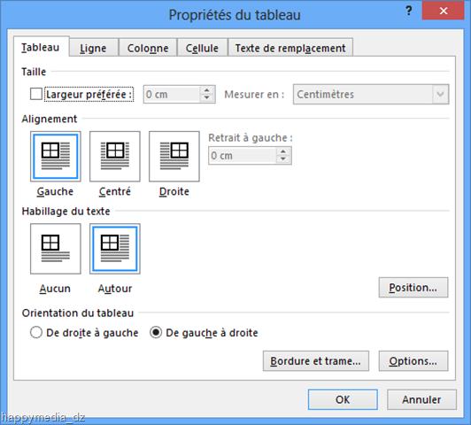 Word-Boite-de-Dialogue-Propriétés-Tableau