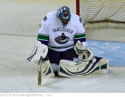 'Roberto Luongo' photo (c) 2009, davidgsteadman - license: http://creativecommons.org/licenses/by/2.0/