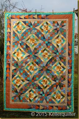 Quilt151-Celtic Soltice