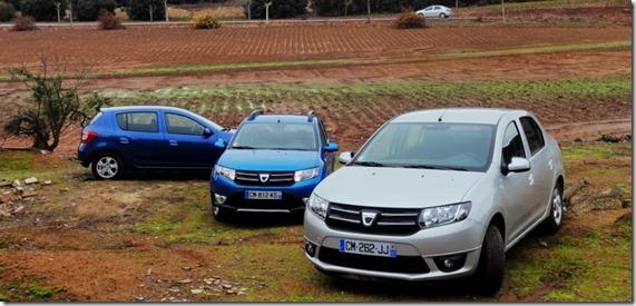 Kop Dacia Sandero en Stepway Site