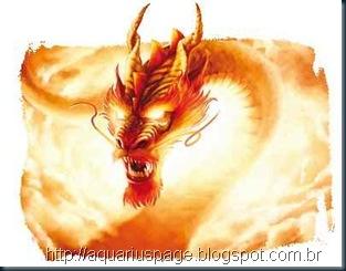 Dragão Nibiru Cometa