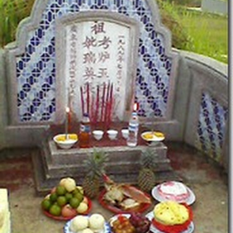 Cheng Beng (Sembahyang Kubur)