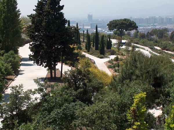 حديقة برشلونة