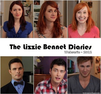 The Lizzie Bennet Diaries!