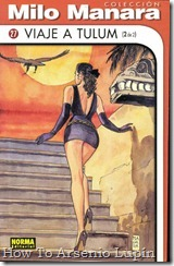 P00018 - Milo Manara 19 - Viaje a Tulum #2