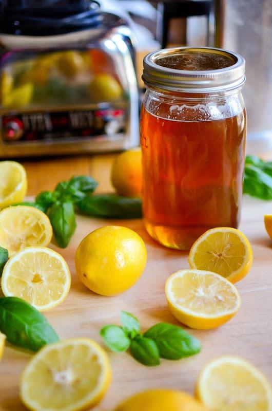 basil lemonade-12977