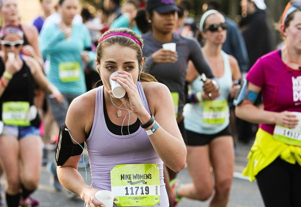 How to hydrate on the run