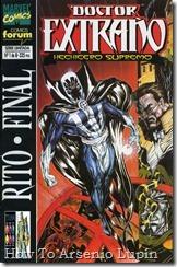 P00001 - Doctor Extraño  Rito Final #1