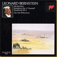 Prokofiev Sinfonía Clásica Bernstein