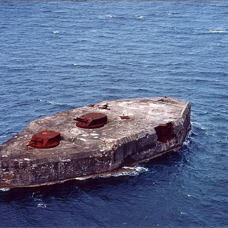 Fort Drum: The Concrete Battleship on El Fraile Island