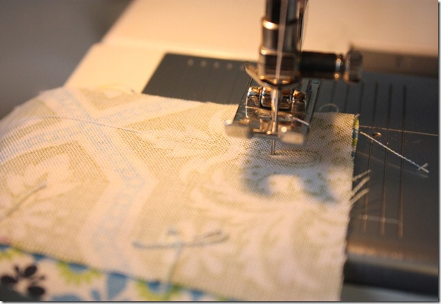 Sewing Pretty Corners Rotate Fabric