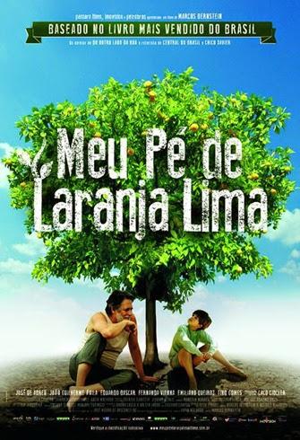 Meu Pé de Laranja Lima - filme 2013