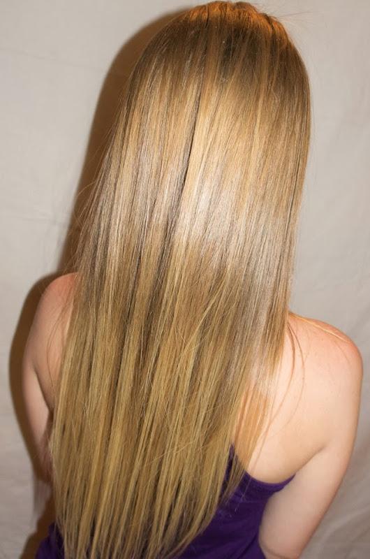 cauterização queratina no cabelo