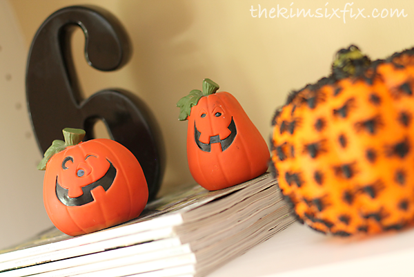 Ceramic jackolanterns