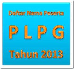 Ilustrasi Daftar Nama Peserta PLPG Sertifikasi Guru Tahap 3 Tahun 2013